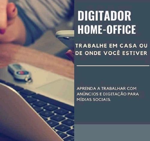 Imagem 1 de 1 de Home Office - Faça Você Mesmo A Sua Renda Extra !
