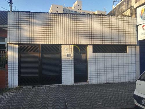 Casa Com 2 Dorms, Vila Cascatinha, São Vicente - R$ 400 Mil, Cod: 2282 - A2282