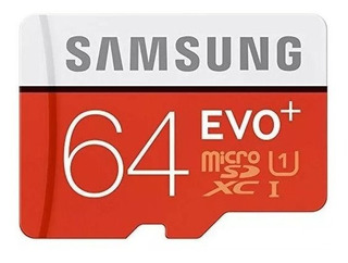 Cartão Micro Sdxc Evo 64gb 48mbs Original Frete Gratis