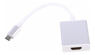 Adaptador Usb C A Hdmi Macbook Pc Tablet