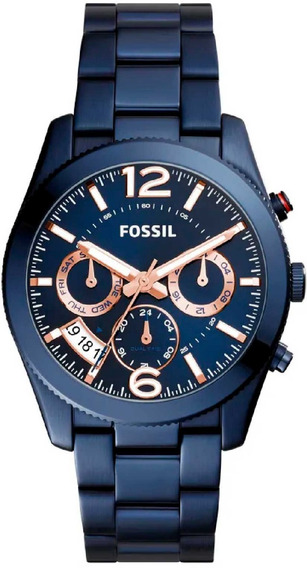 Relógio Fossil Feminino Es4093/4an