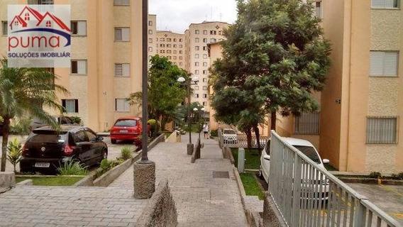 Apartamento A Venda No Bairro Vila Mendes Em São Paulo - - 502-1