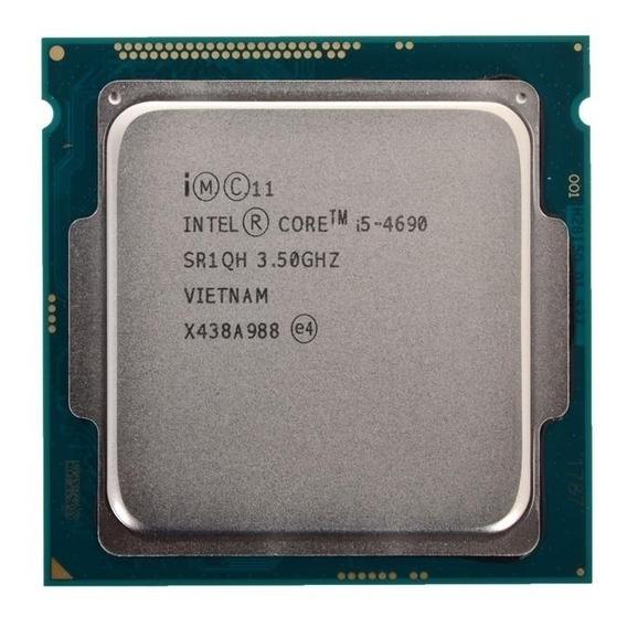 Procesador Intel Core I5-4690 3.50ghz Socket 1150