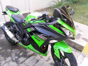 Kawasaki Ninja - 300 Abs\ Especial Edition 2013