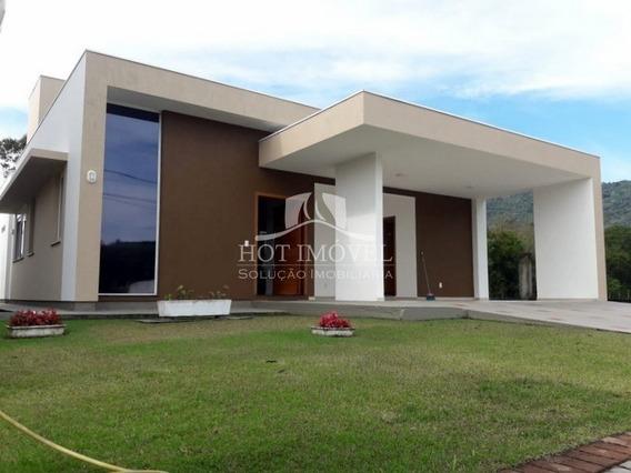 Casa Em Condominio - Ribeirao Da Ilha - Ref: 582 - V-71409
