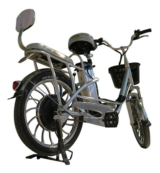 Bicicleta Eléctrica 350w Acero Inoxidable R20