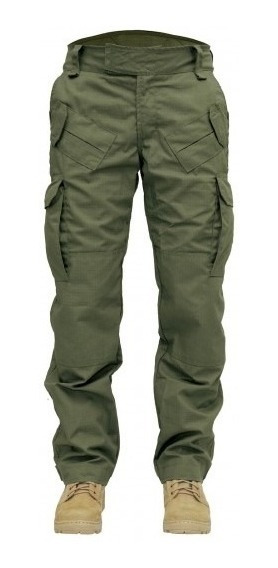 Calça Forhonor 911 Cor Olive Verde Militar Airsoft
