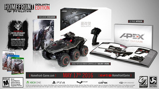 Homefront: The Revolution Goliath Edition - Playstation 4