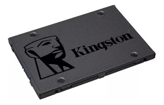 Hd Ssd 240gb Sata 3 Kingston A400 2,5 Novo Lacrado