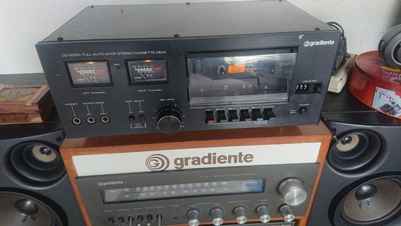 Tape Deck Gradiente Cd2000