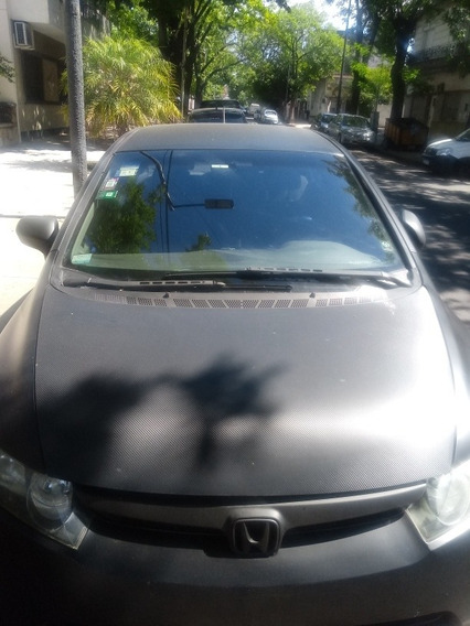 Honda Civic 1.8 Lxs At 2008