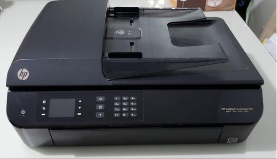 Multifuncional Hp 5 Em 1 Deskjet Ink Advantage 4646 Wifi