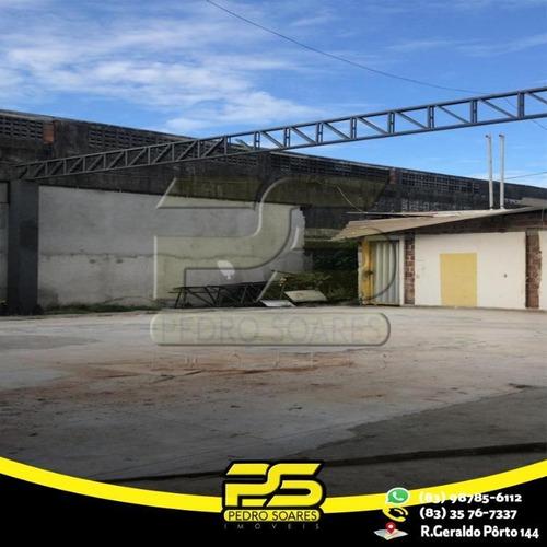 Imagem 1 de 3 de Galpão Para Alugar, 150 M² Por R$ 2.500,00/mês - Bessa - João Pessoa/pb - Ga0028