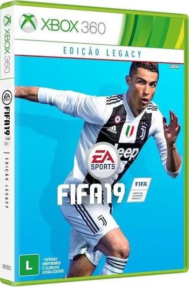 Fifa 19 Xbox 360 Midia Digital