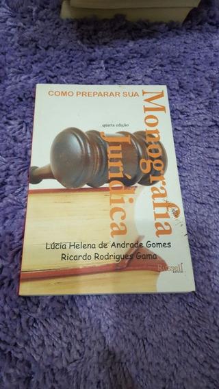 Como Preparar Sua Monografia Jurídica