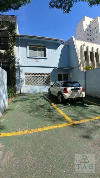 Casa Para Alugar, 270 M² Por R$ 12.999,99/mês - Moema - São Paulo/sp - Ca0324