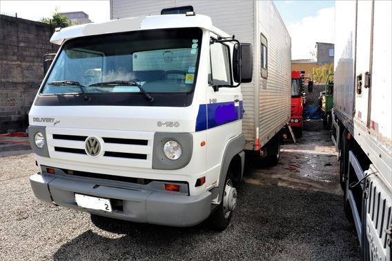 Volks 8-150 2010 Bau Com Cabine Delivery Plus Kms 162,000