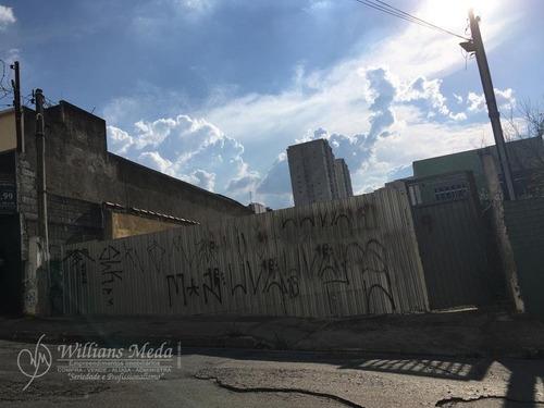 Terreno Em Vila Progresso  -  Guarulhos - 16007