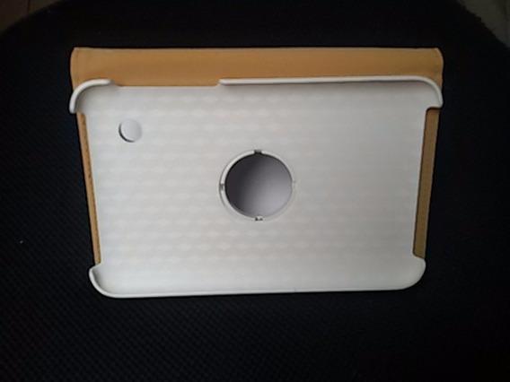 15 Capas Para Tablet Samsung 7 Giro 360 P6200 P3100 Caneta