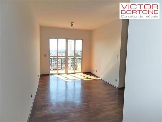Apartamento 3 Dormitórios 1 Suíte 2 Vagas 94 M² Centro - 742