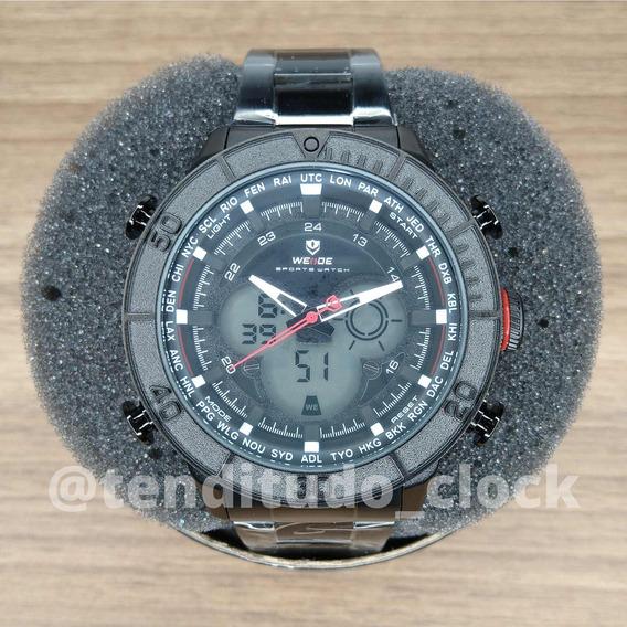 Relógio Alta Qualidade Preço Acessível 12x Sem Juros Wh6308