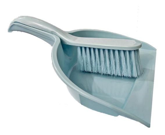 Kit Limpeza Pá E Escova De Lixo