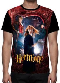 Camiseta Harry Potter Hermione Mod 01 - Frente