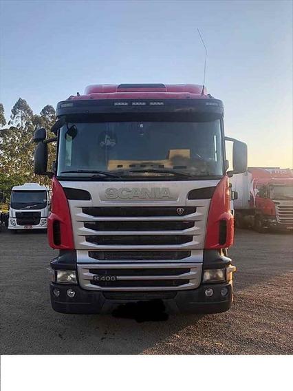 Scania 124 R400 6x2 Trator 2012