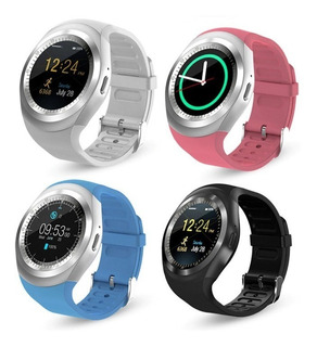 Smart Watch Gear Y1 Bluetooth Tactil Militar