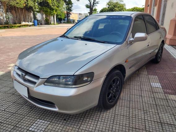 Honda Accord 2.3 Ex Ano 98 Impecavel Completo Doc Ok
