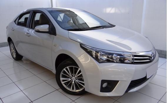 Toyota Corolla 2.0 Xei 16v Flex 4p Automático 2015 Cod.0011