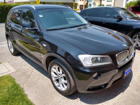 Bmw X3 3.0 Xdrive28ia Top At 2012