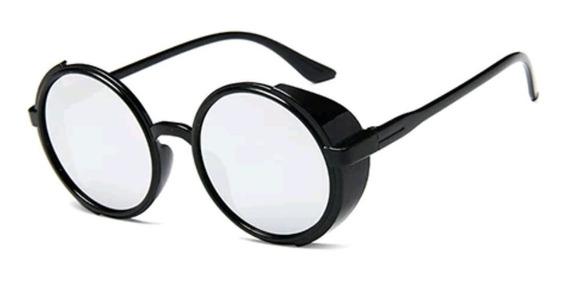 Gafas De Sol Redonda Iron Tony Circular Uv400