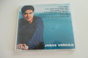 Jorge Vercilo, Cd Single, 7 Músicas (leia Descição)