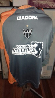 Camisa Atlético Mineiro Diadora Futsal
