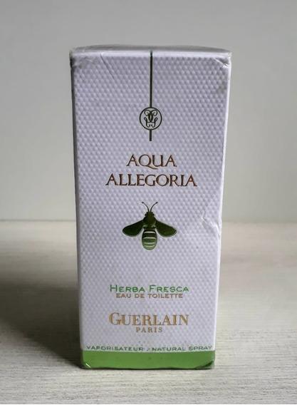 Perfume Guerlain Aqua Allegoria Herba Fresca 75ml Lacrado!