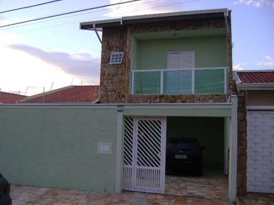Casa Com 2 Dormitórios À Venda, 210 M² Por R$ 580.000 - Jardim Eulina - Campinas/sp - Ca8922