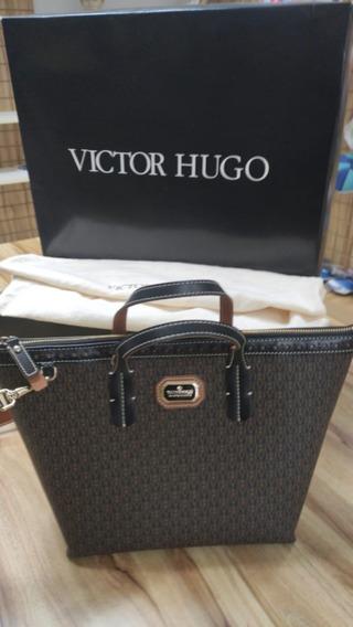 Bolsa Victor Hugo Original Semi-nova