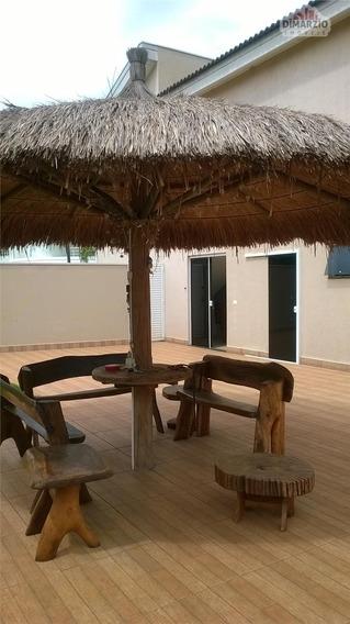Casa Residencial À Venda, Praia Dos Namorados, Americana. - Ca0805