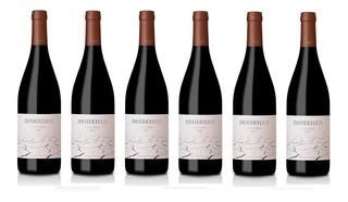 Vino Desierto 25 Pinot Noir Caja X 6 X 750ml. - Envíos