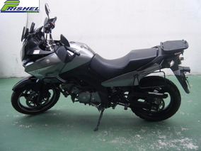 Suzuki Dl 650 V-strom Cinza 2009/2010