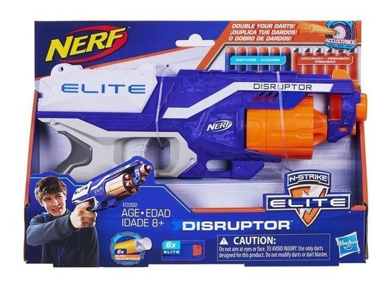Lançador Nerf Accustrike Disruptor - Hasbro E0392