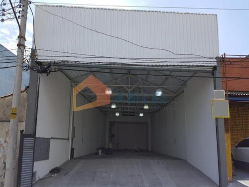 Imagem 1 de 9 de Galpão Com Entrada De Caminhão - 7844