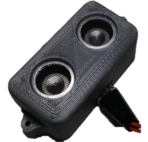 Suporte Para Sensor Ultrassonico Hc-sr04 Modelo Caixa