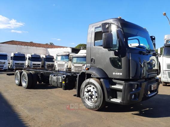 Caminhão Ford Cargo 2429 Ano 2012/13 No Chassis