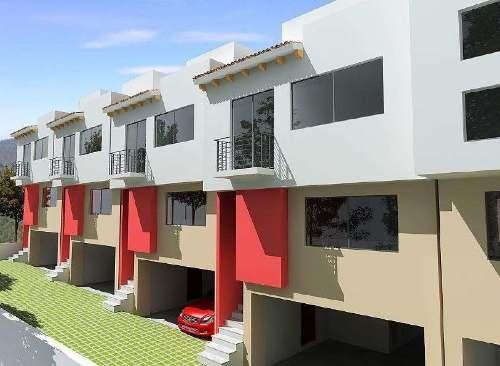 Casas En Condominio Horizontal A Unos Metros De Six Flags