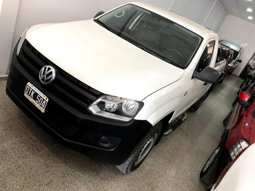 Volkswagen Amarok 2.0 C/simple Startline 4x2