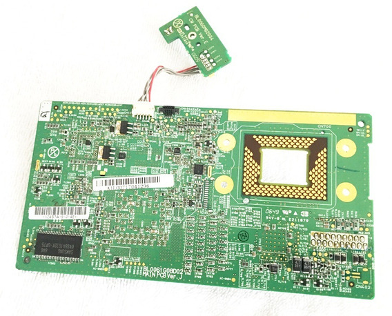 Placa Dlp Optica Projetor Infocus In24 W240