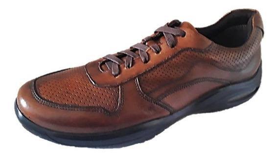 Sapato Masculino Democrata Sapato Smart Comfort Air!