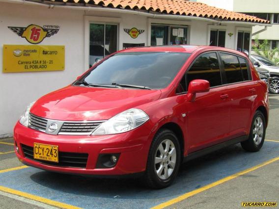 Nissan Tiida Premium At 1800 Cc